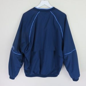 Nike Jackets & Coats - North Carolina UNC Tarheels V-Neck Windbreaker